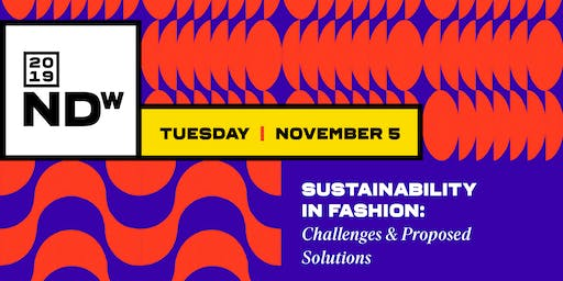 Sustainability in Fashion: Challenges and Proposed Solutions
