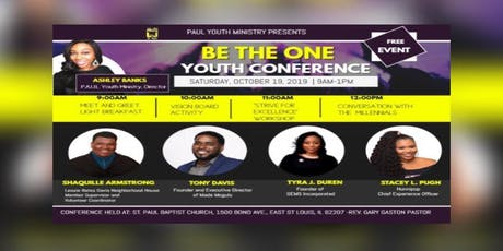 BE THE ONE YOUTH CONFERENCE tickets