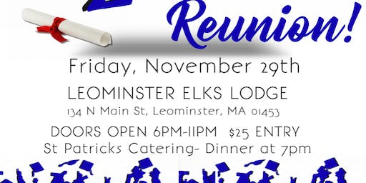 Leominster Class of 2009 Reunion