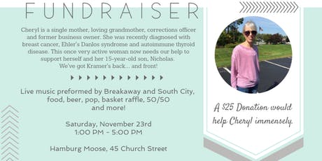 Benefit for Cheryl Kramer tickets