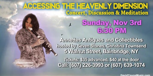 Accessing the Heavenly Dimension with David Young