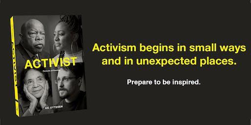 ACTIVIST Book Talk and Celebration!