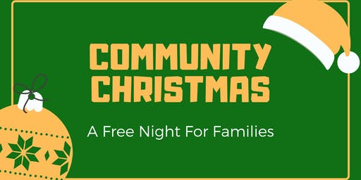 Community Christmas: A Free Night for Families