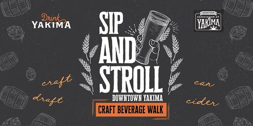 Sip and Stroll: A craft beverage walk in Downtown Yakima