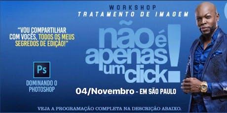 """WYSS BRASIL - """"NÁO É APENAS UM CLICK"""" ingressos"""