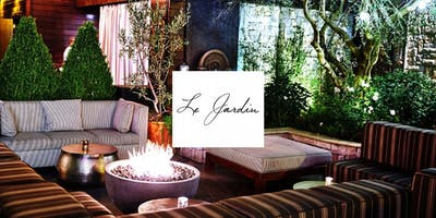 Sunset Room X Le Jardin NYE '20 | NEW YEAR'S EVE PARTY