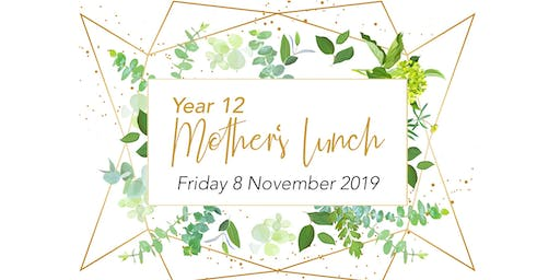 St John's Year 12 Mothers' Lunch 2019