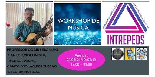 Workshop de Música