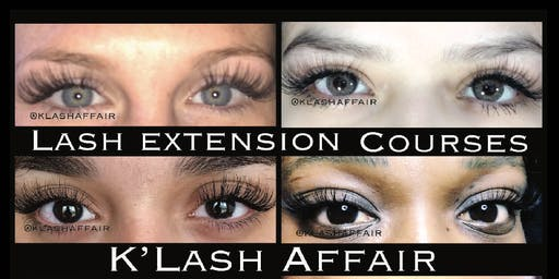 Laffayette Lash Extension Course