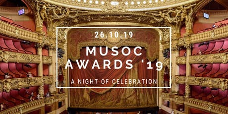 MUSOC Awards 2019  tickets