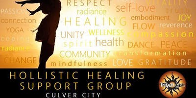 TribaLights: Holistic Healing Support Group - Culver City