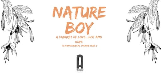 Nature Boy - A Musical Theatre Cabaret