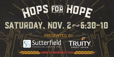 Hops For Hope 2019 tickets