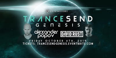 TRANCESEND: Genesis  Alexander Popov & David Rust