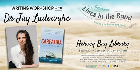 Writing Workshop with Dr Jay Ludowyke - Hervey Bay Library tickets