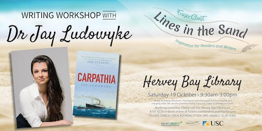 Writing Workshop with Dr Jay Ludowyke - Hervey Bay Library