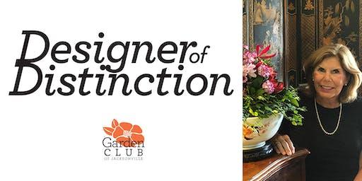 Designer of Distinction: Laura Haley