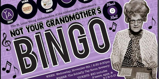 Not Your Grandmother's Bingo Night