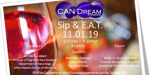 CAN Dream Foundation Sip&E.A.T.