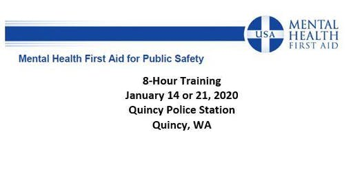 Mental Health First Aid - Public Safety