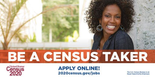 Meet a Census Recruiter at the  6th Annual Minority Business Expo