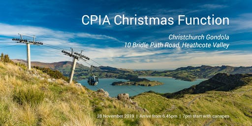 CPIA Christmas Party
