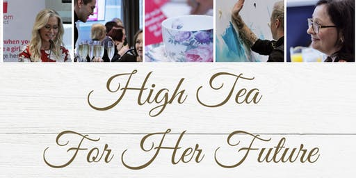 AusCam High Tea for Her Future