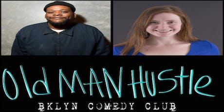 New York Comedy Festival Co Headliner Series: Napoleon Emill & Maddy Smith tickets