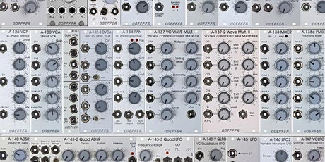 New England Spring Synthesizer Festival tickets