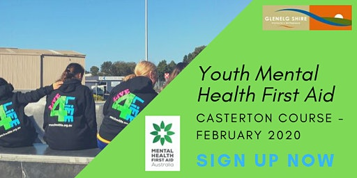 Casterton Youth Mental Health First Aid - Live4Life