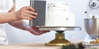 Cake Decorating Basics -- Drip Cake