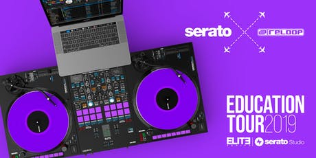 Serato X Reloop Workshop - Münster Tickets