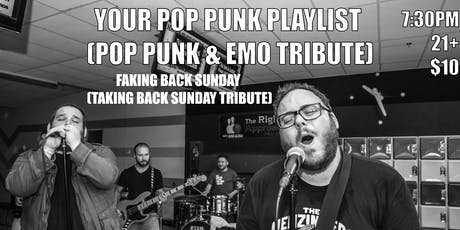 Your Pop Punk Playlist (Pop Punk & Emo Tribute) tickets