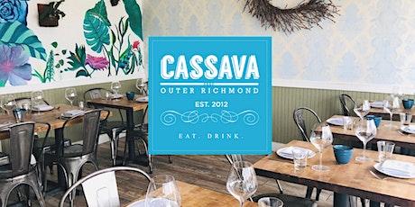 50% Off Wine Bottles #winewednesday at Cassava tickets