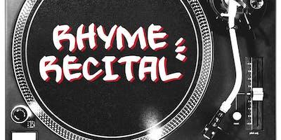 Rhyme Recital Term 4