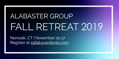 Alabaster Group's Fall Retreat 2019