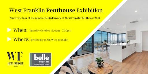 West Franklin Penthouse Exhibition
