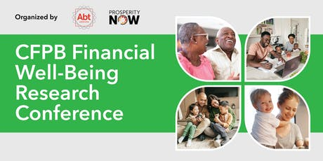 CFPB Financial Well-Being Research Conference tickets