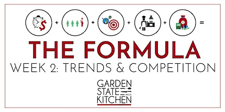 THE FORMULA - Trends & Competition: Define Your Space in the Marketplace tickets