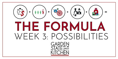 THE FORMULA - Possibilities: From Concept to Commercial Packaging tickets