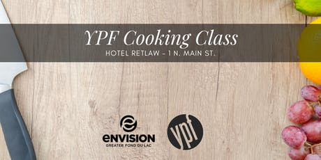 YPF Cooking Class at Hotel Retlaw tickets