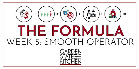 THE FORMULA - Smooth Operator: Commercial Kitchen Safety & Ergonomics tickets