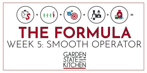 THE FORMULA - Smooth Operator: Commercial Kitchen Safety & Ergonomics