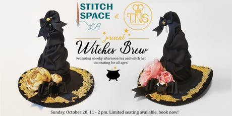 WITCHES BREW tickets