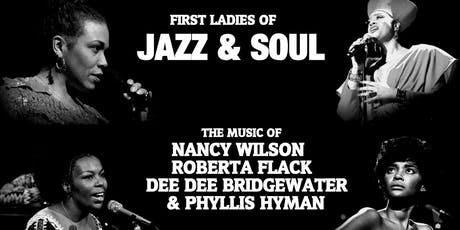 Music of Nancy Wilson, Roberta Flack, Dee Dee Bridgewater & Phyllis Hyman tickets
