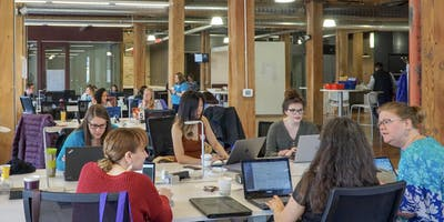 Hack a Pipeline MKE's 2nd Annual Woman and Non-Binary Hackathon