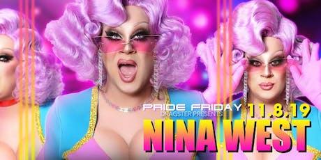 Nina West : Meet & Greet tickets