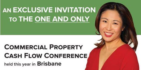 Commercial Property Cash Flow Conference - BRISBANE tickets