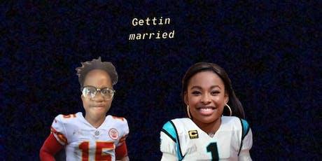 Wedding w/ Derek and Coco tickets