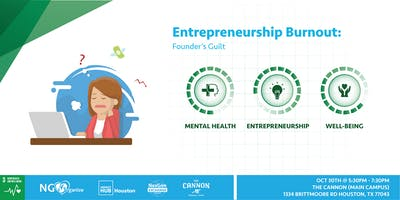 Entrepreneurship Burn-out: Founder's Guilt